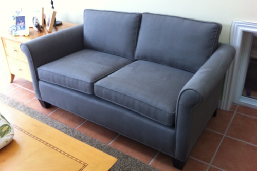 Loveseat - After