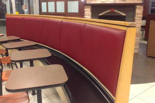 Mc Donald's - Large Bench